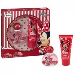 Coffret Cadeau  Duo - Eau de toilette 30ml et Lotion corporelle 60ml - Minnie - Disney Mickey and Minnie