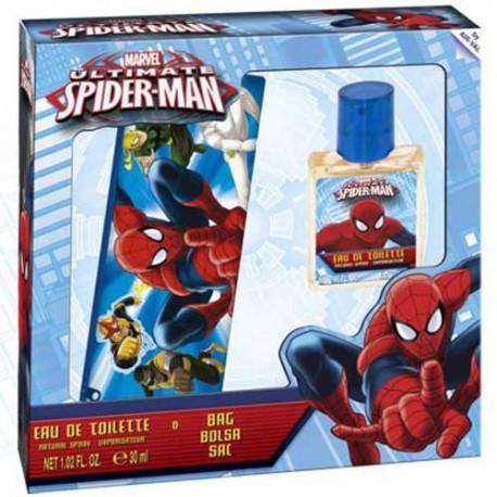 Coffret Cadeau - Eau de toilette 30ml et jouet - Spiderman - Marvel Amazing Spiderman