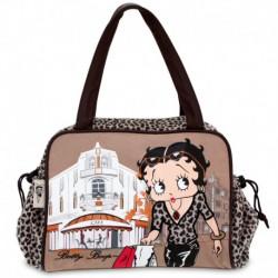 Sac à Main - Café - Betty Boop