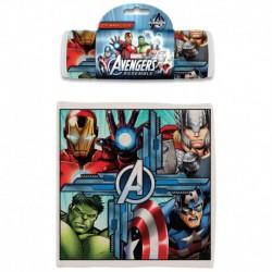 Gant de toilette imprimé - Avengers