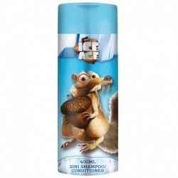 Shampoing et après shampoing 2en1 - L'âge de glace - 400ml