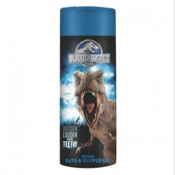 Gel douche et bain - Jurassic World - 400ml