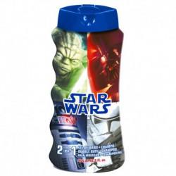 Gel Douche et Shampooing 2en1 - 475ml- Star Wars