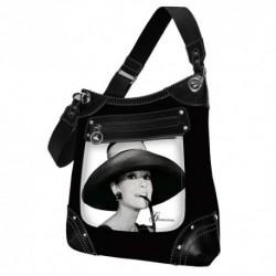 Sac à Main Star - Audrey Hepburn - Glamorous