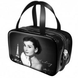 Trousse de Toilette Double - Audrey Hepburn - Midnight in Paris