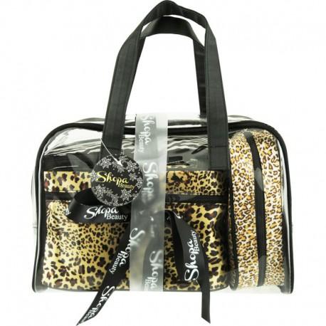 Shoppa Beauty - Vanity de Luxe Savane - 4cs