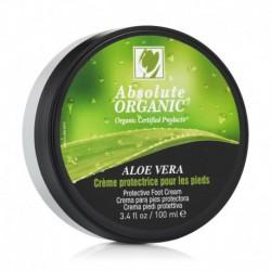 Crème Protectrice Pour les Pieds 100% BIO à Aloe Vera Certifié ECOCERT - 100ml