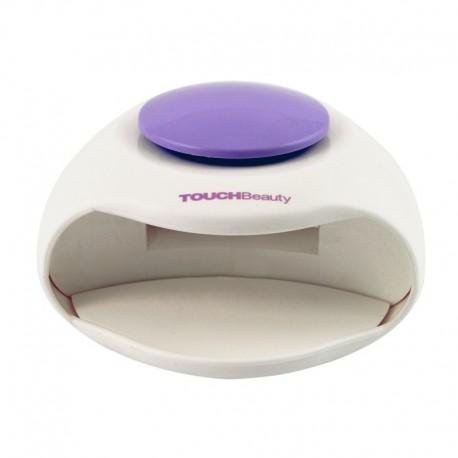 TouchBeauty - Spécial Manucure et Pédicure - Séchoir à Ongles UV - Violet