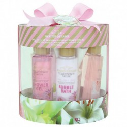 Coffret de Bain - Garden Dreams - Rose, Lys & Freesia, Jasmin & Magnolia