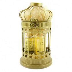 Coffret de  bain - lanterne métallique - collection argan oil - 5pcs