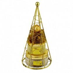 Coffret de bain collection signature senteur vanille gingembre - 4pcs