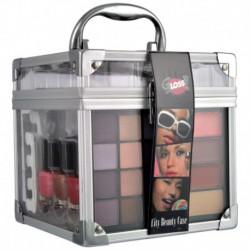 Mallette de Maquillage - City Beauty Case - 36 Pcs