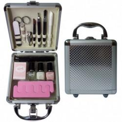 Mallette de Maquillage - Beauty Nails - 14 Pcs