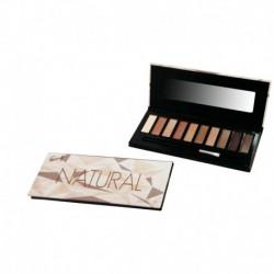 Gloss! Palette de Maquillage Natural - 11pcs